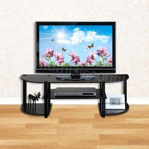 """42"""" Flat Screen TV Stand Entertainment Center Game Media Console Table Small 32"""