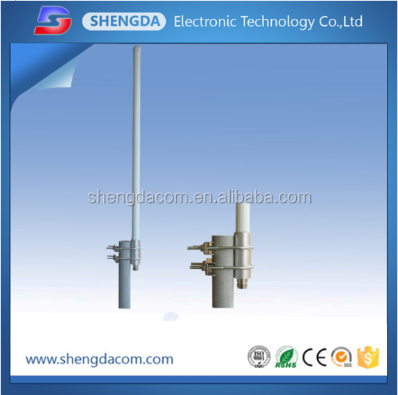 5GHz fixed fiberglass outdoor base station antenna 9dBi