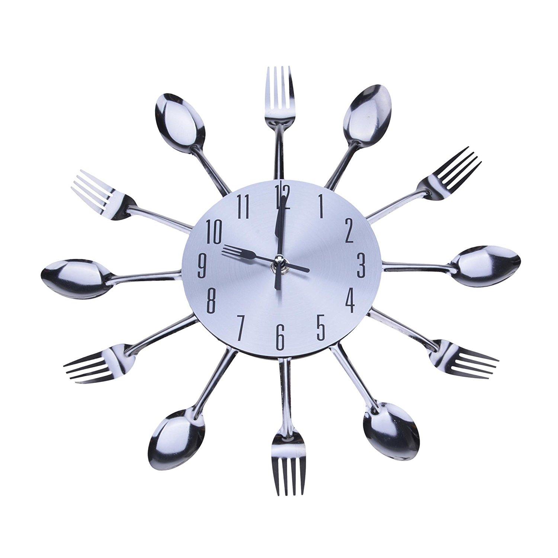 Cheap Utensil Wall Clock, find Utensil Wall Clock deals on line at ...