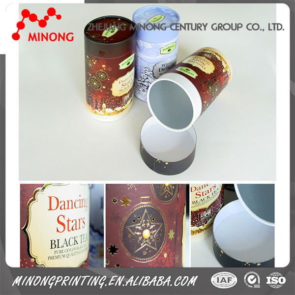 Factory customized paper tea packing box