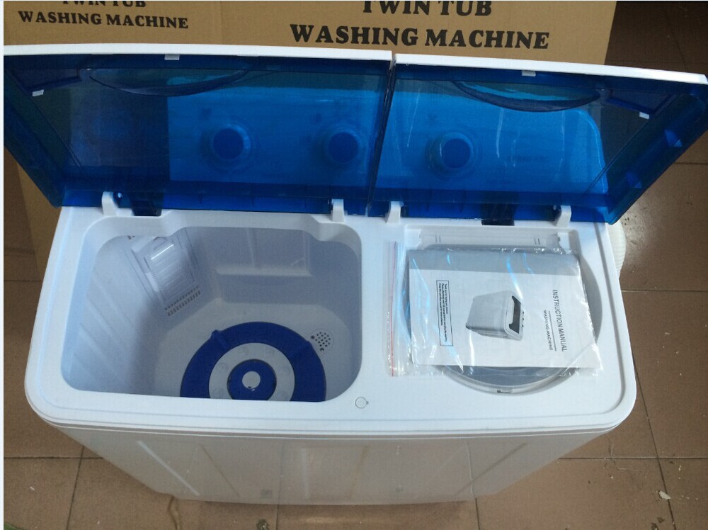 how to clean a washing machine tub