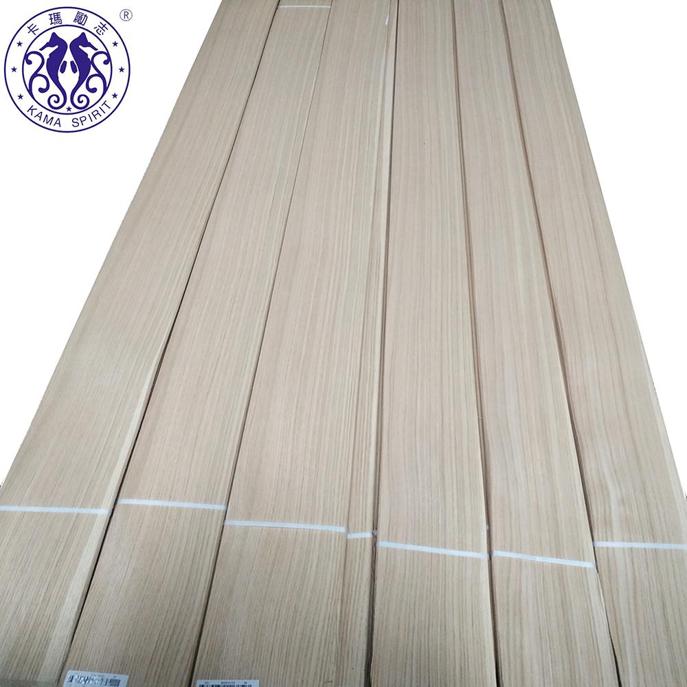 Quartered Flake White Oak Sliced Wood Veneer For Furniture Door Plywood Decoration Buy White Oak Veneer White Oak Sliced Wood Veneer Flake Wood