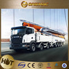 concrete pump truck model,used putzmeister tk40 concrete pump for sale