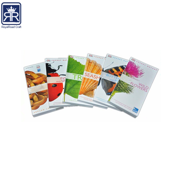 18051702 High quality folding printed booklet wholesale brochure design paper brochure with your printing