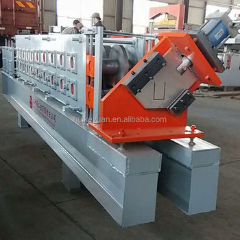 U Channel Steel Track Framing Machine For Ceiling Gypsum Board Roll ...