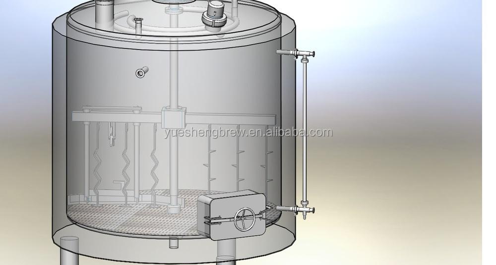 600l Stainless Steel Mash Tun Amp Lauter Tun Equipment Buy