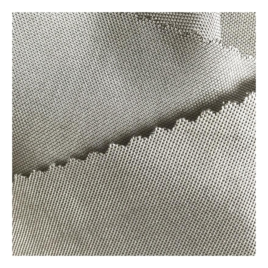Silver fiber EMF EMI protection Fabric