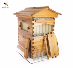 Hot selling auto bee hive flow chinese honey flow hive