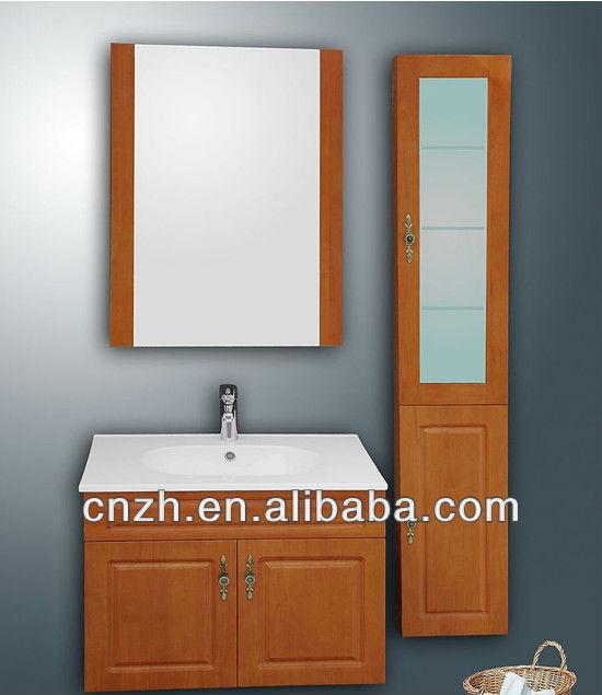 PVC baño gabinete-Tocadores de Baño-Identificación del producto ...