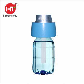 HTX-5005 2015 Portable USB Bottle Cap Car Air Cooler Freshener Diffuser Ultrasonic Humidifier Atomizer
