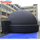 Giant 10m portable inflatable projection dome home cinema tent