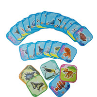 New product kids magic ar flash card early educational toys game
