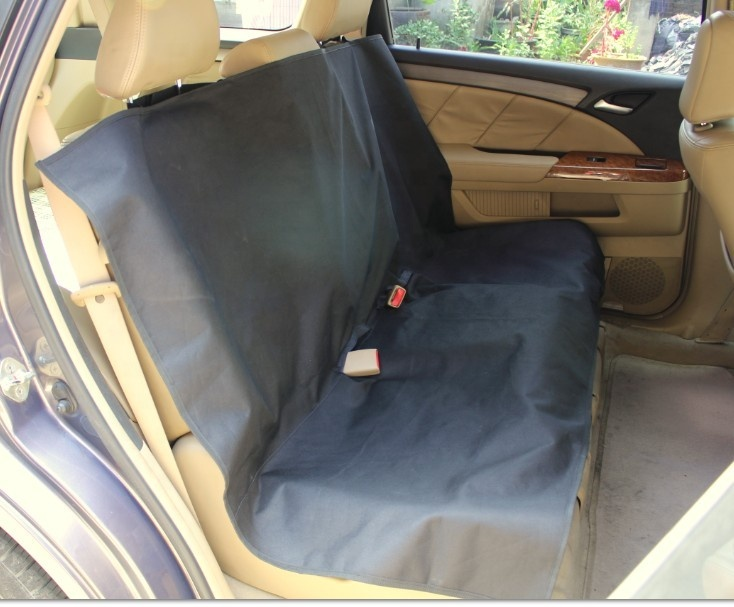 Goedkope Single Layer Pet Car Seat Cover
