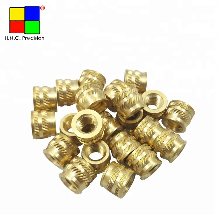 High Quality Oem Accept Brass Bushing Blind Insert Nut And Bolt For Plastic Manufacturer In China