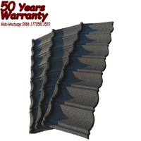 Kenya Nigeria Ghana Stone Coated Steel Roofing Tiles, Anti Fade Color Stone Coated Metal Roofing Sheet, shingle tile for sale