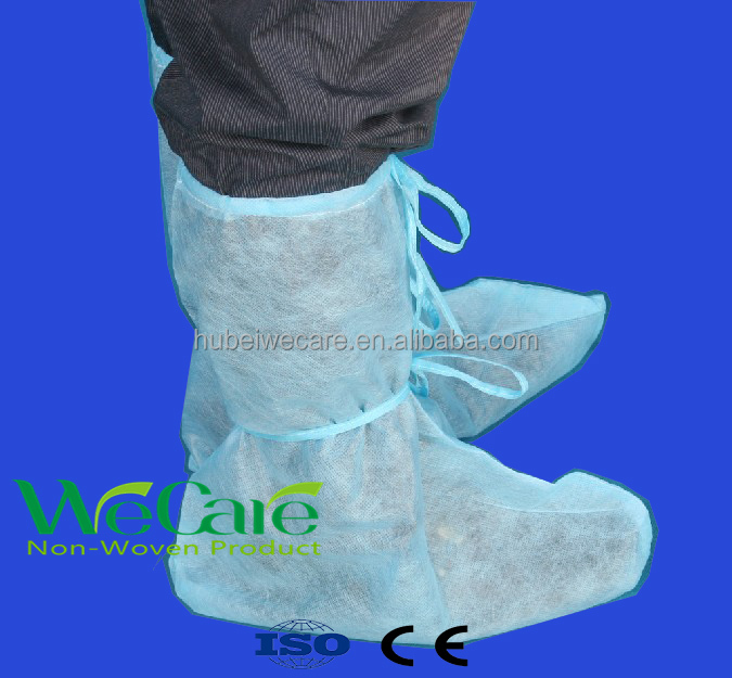 Nonwoven Disposable Shoe/Boot Cover