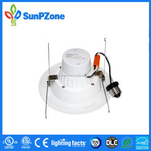 DLC IP65 downlight led 18w downlight lighting cheap prices