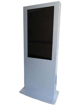 LED touch screen kiosk customized