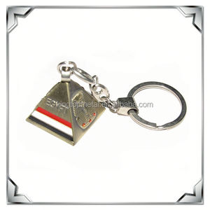 Eypt Pyramid shaped keyring souvenirs