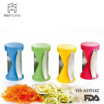 Cutter Slicer Kitchen Tool Spiral Funnel Vegetable Hot Spiralizer Vegetable  - Buy Spiralizer Vegetable,Spiralizer Vegetable,Spiralizer Vegetable ...