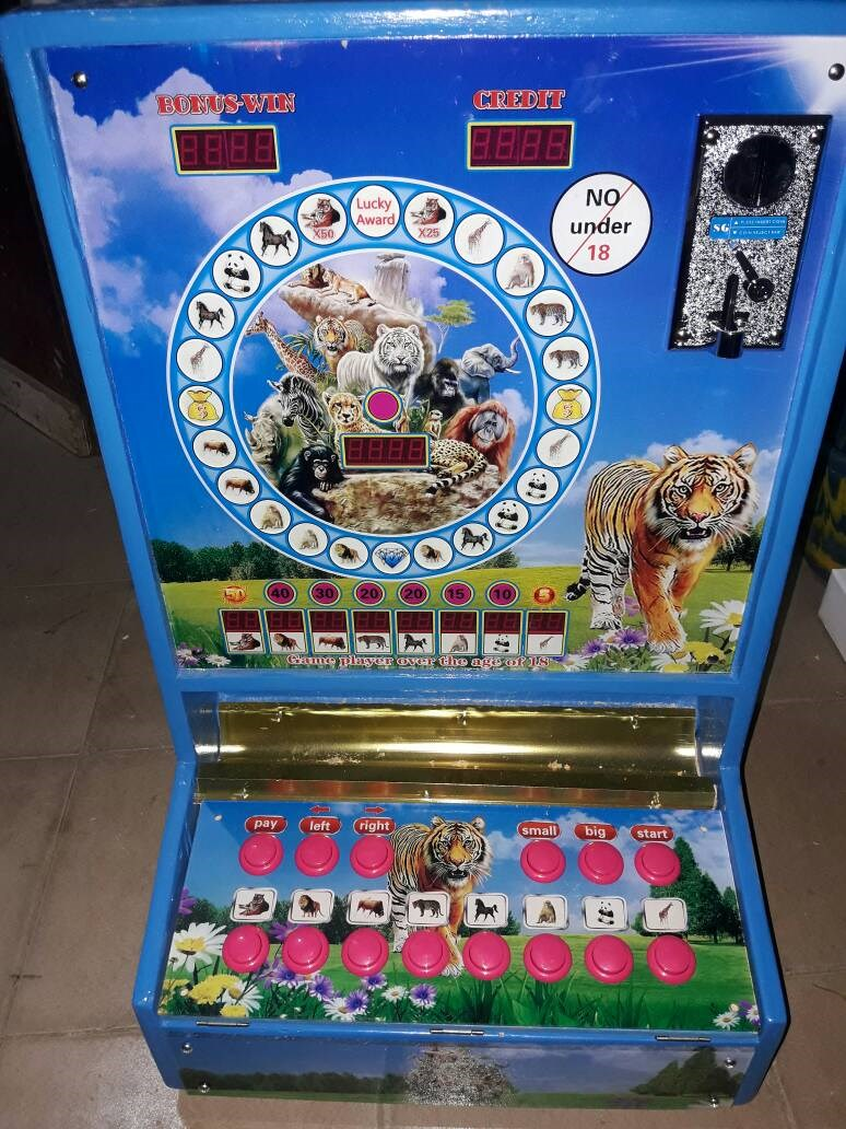 Africa betting cansino popular adults slot mario coin operated game machine jammerLUCKY AWARD OEM design