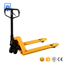China nylon wheel ce manufacturers 2-3 ton hand pallet truck price