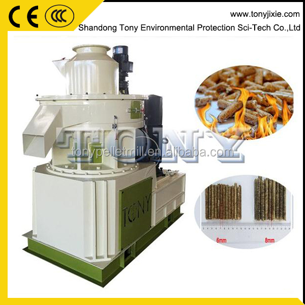 Popular chosen high quality coconut fibre pellet press machine