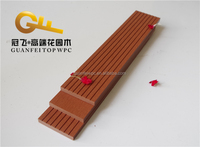 WPC Decking outdoor comfort and environmental protection