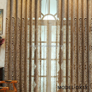 Wholesale Products Curtain Tulle Turkish Curtains Embroidery