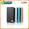 Portable Solar Power Bank 10000mah high capacity power banks, battery charger for Mobile phone /pad/camera