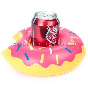 Plastic Coffee Beer Cup Cola Can Holder For Pool