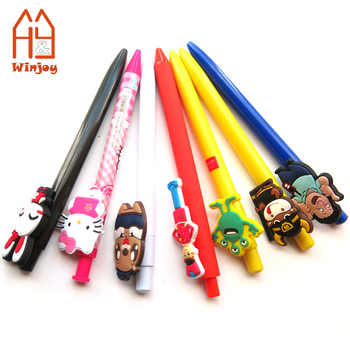 Plastic Material and Promotional Pen Use bic ball pen