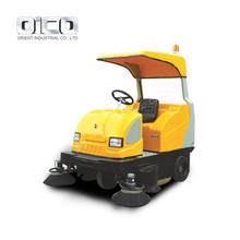 Electric Floor Cleaning Machine Ride-On Floor Cleaning Machine Sweeper Cleaning Machine
