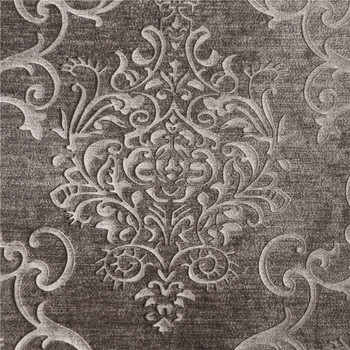 2018 Wholesale 100 Polyester Dubai Fabric Indian Embossing Cut