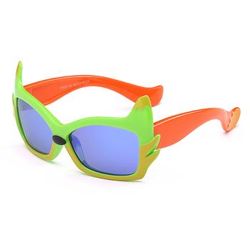 4c53e25315 Jlb59 Cat Eyes Children Tac Polarized Sunglasses Anti-reflective European  Polaroid Uv400 For Boys Girls Tr90 Glasses - Buy Boys Tr90 Glasses