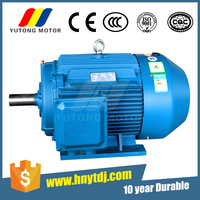 YE2 Series china best quality TEFC high efficiency energy saving Three Phase AC Electric Induction Motor 55kw