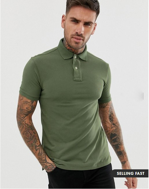 Smart/casual Personified Slim Fit Men Athletic Polo Shirt In Olive Green - Buy Men's Shirts,Plus Size Shirts,Men Green Polo Shirt Product on ...