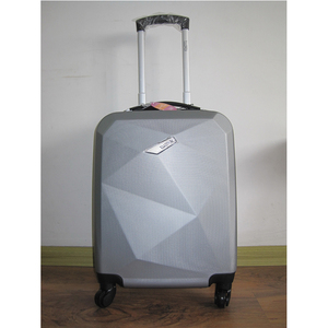 Modern ABS Trolley luggage set, hard suitcase with spinner wheels for travel