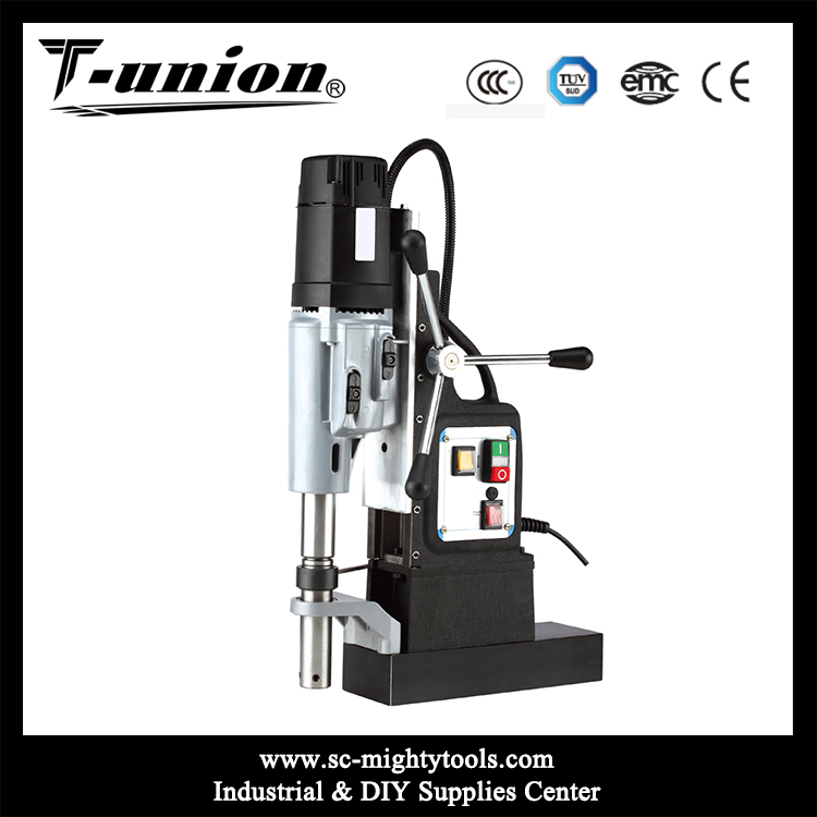 SCTYP-100 factory wholesale powerful and heavy duty magnetic drill machine 100mm