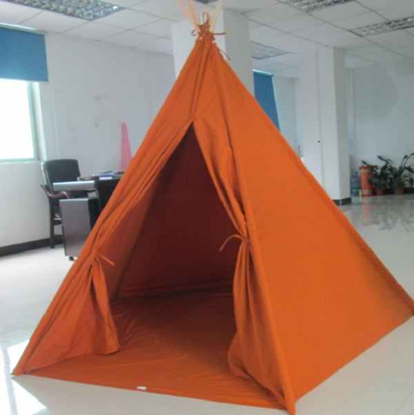 100% cotton canvas kid tent child tent toy house indian tent kids teepee & 100% Cotton Canvas Kid Tent Child Tent Toy House Indian Tent Kids ...