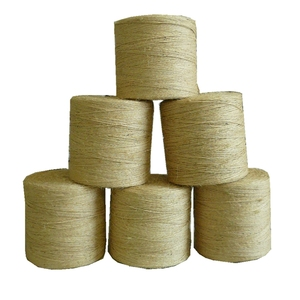 Manufacturer 100% nature sisal fibre,Sisal twine in spool