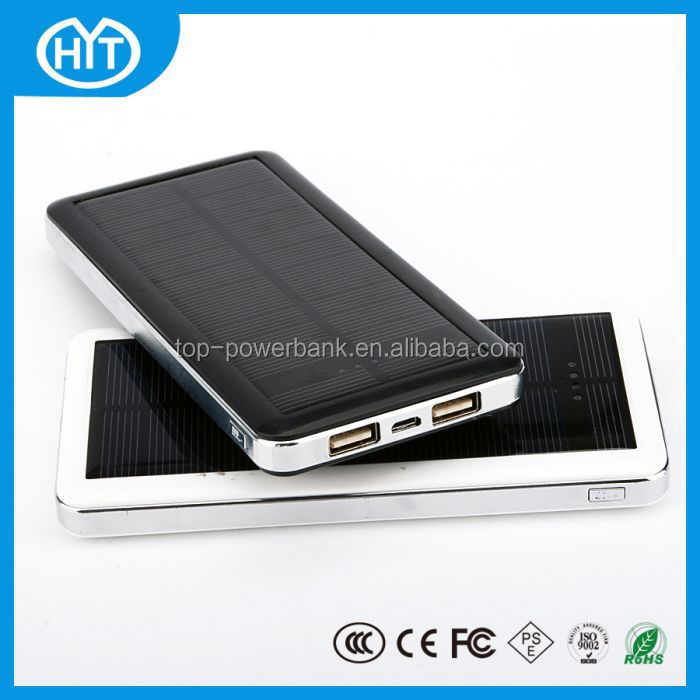 Solar Power Bank Back Up portable battery solar charger 3 in 1 cable 50000mah best sellers of 2015 amazon