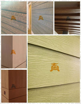 China Manufacturer high density decorative wall covering panels
