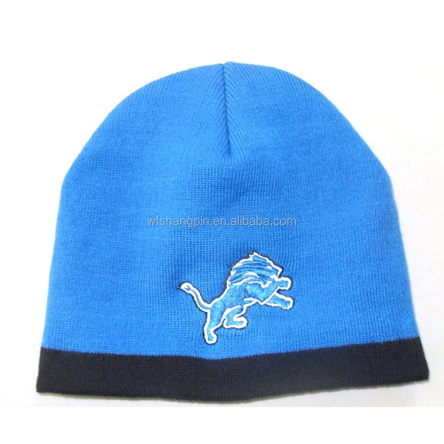 Fútbol Winer Beanie sombreros que hacen punto patrón deporte ventas ...