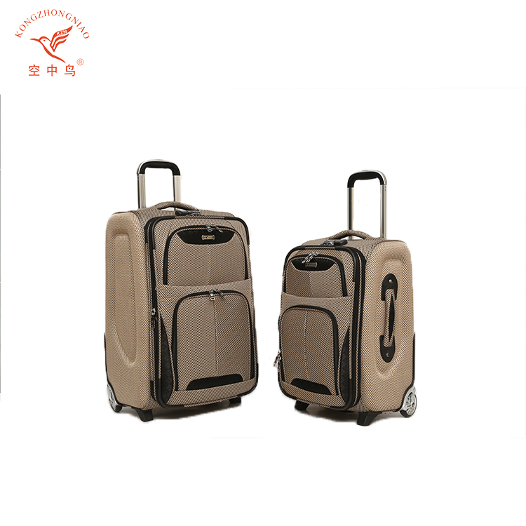 Factory Fashion High Quality Easy Carry on standard suitcase size