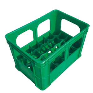 24 Bottles Plastic Beer Crates Cheap Price
