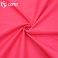 100 polyester pvc coated waterproof raincoat fabric