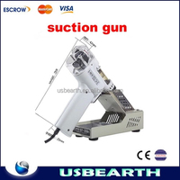 100W S-997P Electric Vacuum Pump Solder Sucker Desoldering Gun Soldering Iron