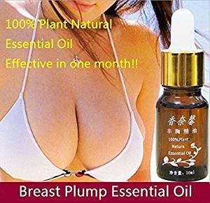 a74c04233d6 Get Quotations · JadeSh 1Pcs Breast enhancer Enlargement Oil 100%Natural  Effective Butt Enhancer Cream Big Bust Powerful