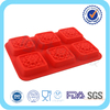 custom silicone rubber handmade soap molds